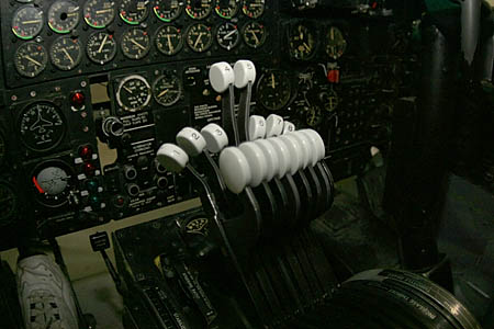 Stratofortress Cockpit